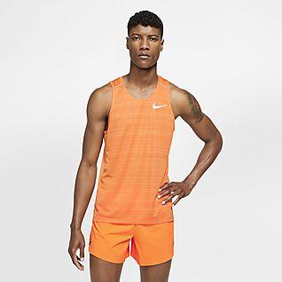 Mens Running Tank Tops & Sleeveless Shirts.