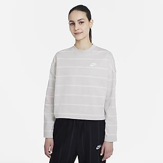 Nike Sportswear Uzun Kollu Kadın Üstü