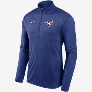 Nike Dri-FIT Element Performance (MLB Toronto Blue Jays) Men's 1/2-Zip Pullover
