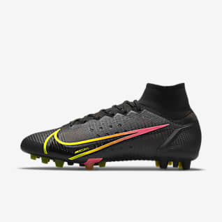 Nike Mercurial Superfly 8 Elite AG Chaussure de football à crampons pour terrain synthétique