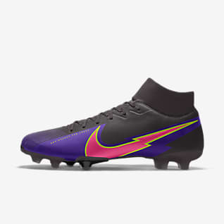 Nike Mercurial Superfly 7 Academy By You 耐克刺客系列专属定制足球鞋