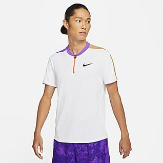 NikeCourt Breathe Slam 男款網球衫