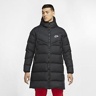 Nike Sportswear Down-Fill Windrunner Pánská Shield parka