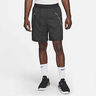 Nike Throwback Мужские баскетбольные шорты