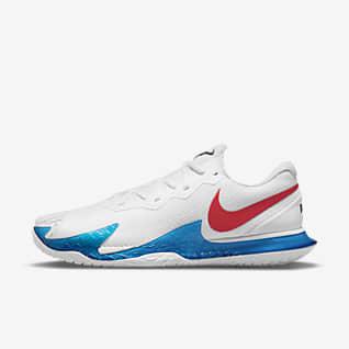 NikeCourt Zoom Vapor Cage 4 Rafa 男款硬地球場網球鞋