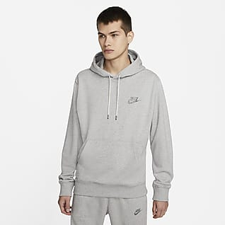 Nike Sportswear Sport Essentials+ Huvtröja i pullovermodell för män