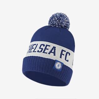Chelsea FC Beanie mit Bommel
