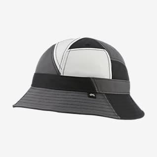 Nike SB หมวกสเก็ตบอร์ดปีกรอบ