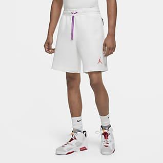 Jordan Air Pantalons curts de teixit Fleece - Home
