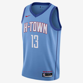 Houston Rockets City Edition Джерси Nike НБА Swingman
