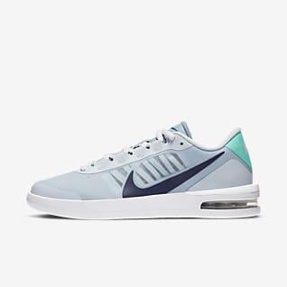 NikeCourt Air Max Vapor Wing MS Tennisschoen voor dames