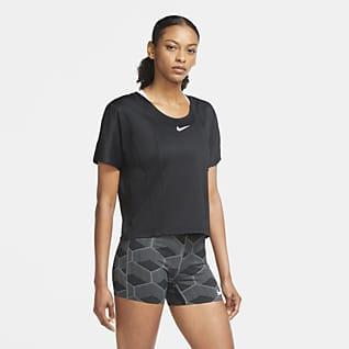 Nike Icon Clash City Sleek Damen-Laufoberteil