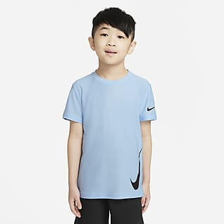Nike Dri-FIT Playera para niños talla pequeña