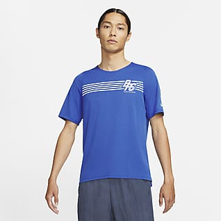 Nike Rise 365 BRS เสื้อวิ่งแขนสั้นผู้ชาย