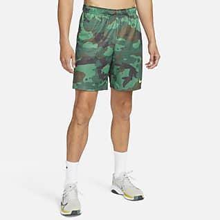 Nike Dri-FIT Męskie spodenki treningowe moro