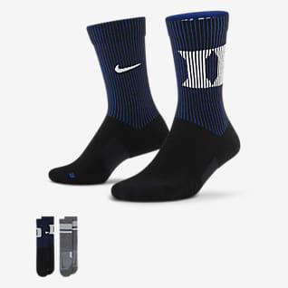 Nike College Multiplier (Duke) Calcetines largos (2 pares)