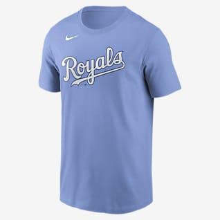 Nike Wordmark (MLB Kansas City Royals) Men's T-Shirt