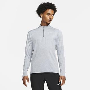 Nike Dri-FIT Element Prenda superior de running de medio cierre para hombre