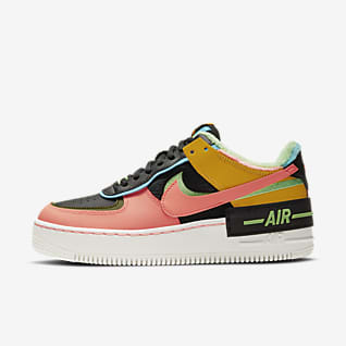 air force 1 amarillas