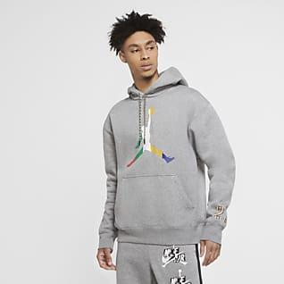 Jordan Sport DNA Sudadera con capucha de vellón para hombre