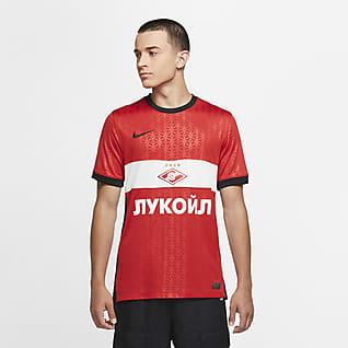Spartak Moscow 2020/21 Stadium Home Fotbollströja för män