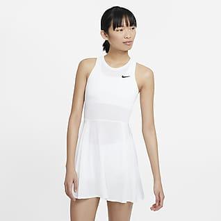 NikeCourt Dri-FIT Advantage Kadın Tenis Elbisesi