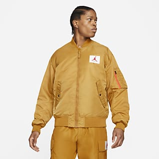 Jordan Flight MA-1 Reversible Bomber Jacket