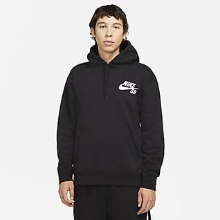 Nike SB Icon Pullover skatehettegenser