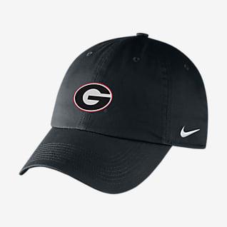 Nike College (Georgia) Adjustable Logo Hat