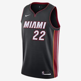 Heat Icon Edition 2020 Maillot Nike NBA Swingman