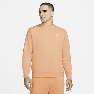 Nike Sportswear Club Fleece Mikina s kulatým výstřihem