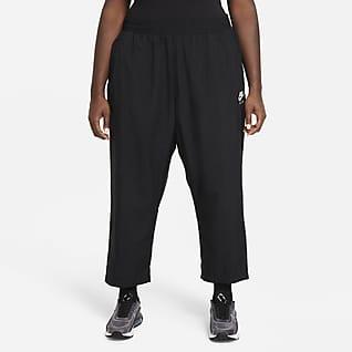 Nike Air Vävda byxor för kvinnor (Plus size)