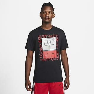 """Nike Dri-FIT """"Hoop Photo"""" Playera de básquetbol para hombre"""