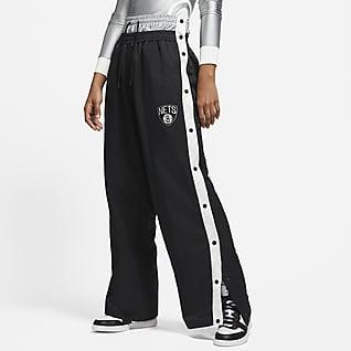 Nike x AMBUSH Damesbroek met drukknopen aan de zijkant
