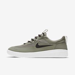 Nike SB Nyjah Free 2 รองเท้าสเก็ตบอร์ด