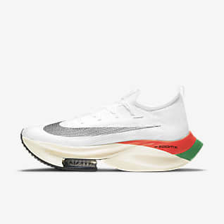 Nike Air Zoom Alphafly NEXT% Eliud Kipchoge Men's Racing Shoe