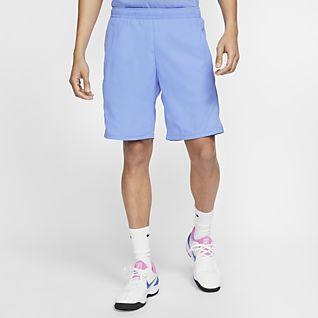 Women's Nike Red Tennis Tennis Shorts Pants Ace,Nike Women's