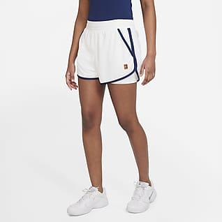 NikeCourt Dri-FIT Slam Tennisshorts voor dames