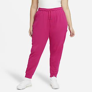 Nike Air Γυναικείο παντελόνι (μεγάλα μεγέθη)