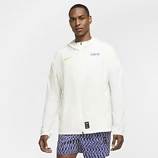Nike Windrunner A.I.R. Chaz Bear เสื้อแจ็คเก็ตวิ่งผู้ชาย