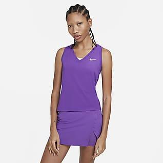 NikeCourt Victory Canotta da tennis - Donna