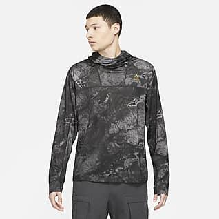 "Nike ACG Dri-FIT ADV UV ""Lava Tree"" Men's Allover Print Hoodie"