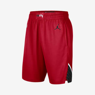 Portland Trail Blazers Statement Edition Men's Jordan NBA Swingman Shorts