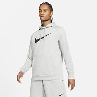 Nike Dri-FIT Sweat à capuche de training pour Homme