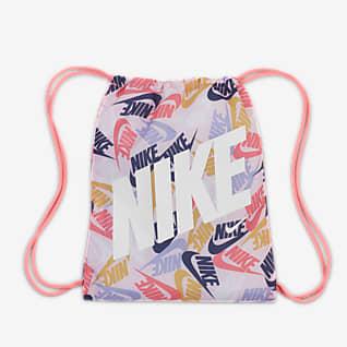 Nike ถุงผ้าสำหรับยิมเด็กพิมพ์ลาย