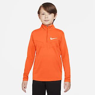 Nike Sport Big Kids' (Boys') Long-Sleeve Training Top