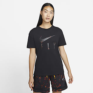 Nike Dri-FIT Swoosh Women's Basketball T-Shirt