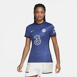 Chelsea FC 2020/21 Stadium Home Damen-Fußballtrikot