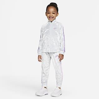 Nike Little Kids' Crushed Velour Tracksuit