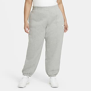 Nike Sportswear Trend Fleecebukser til kvinder (plus size)